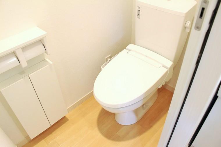 明るいBトイレ